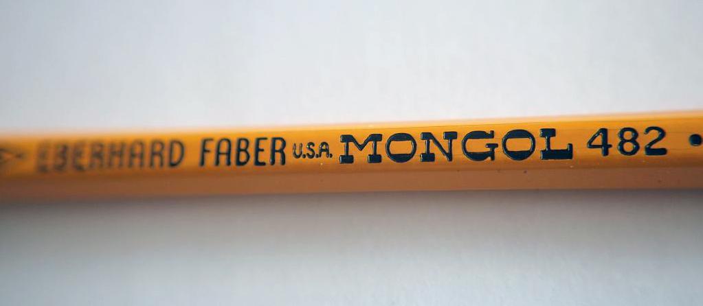 Vintage Eberhard-Faber Mongol 482 #1