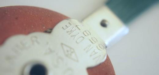 Van Dyke Typewriter Eraser